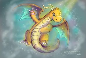Dragonite by Mad--Munchkin