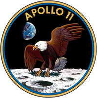Apollo 11 Patch by GeneralTate