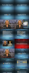 Clarity : Local News Mockup by clindhartsen