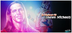 Shawn Michaels by KINGGFX1