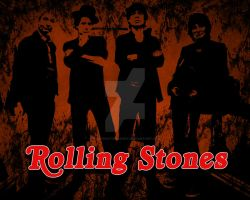 Rolling Stones by hoodphotography