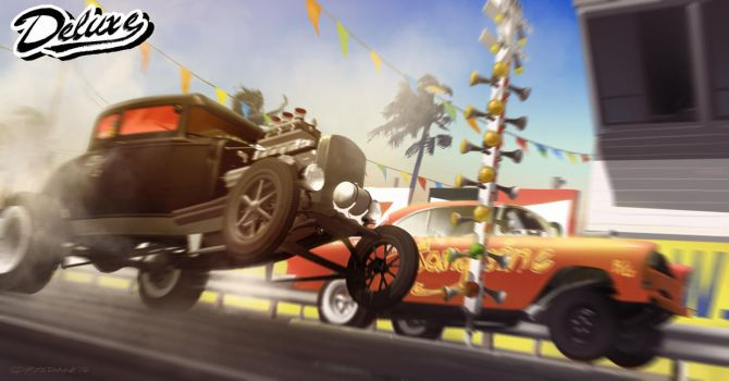 Deluxe: Drag Race by Spex84