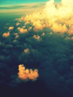 Above it All by Kostandina
