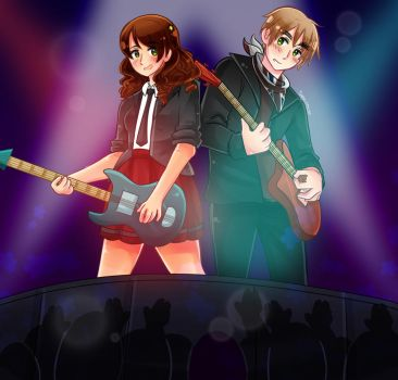 APH: Music Brings Us Together by SaMelodii