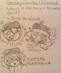 Ask Or Dare My FNAF Oc's !!~ ( Question 1 ) by CreepyGamerGirl2002