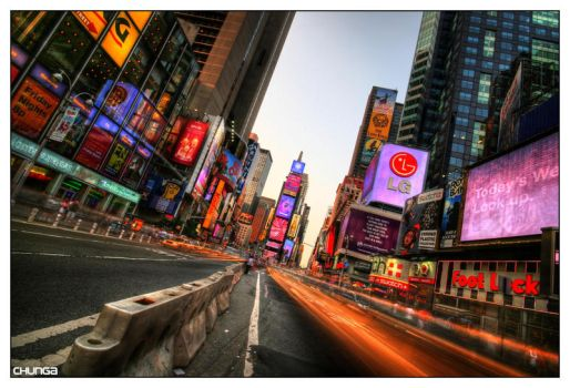 Times Square Final by DennisChunga