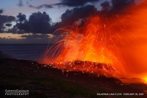 Lava Explosions by extremeimageology