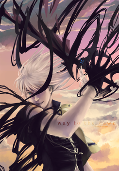 KH: Way to the Dawn by numina-namine