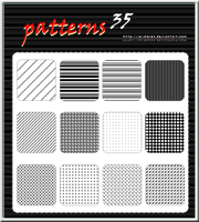 35-patterns by w-melon