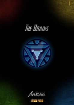 Avengers - The Brains by WillZMarler