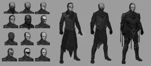 Sith Concepts by philldwill