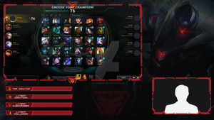 PROJECT Jhin - Client Overlay by LoL-Overlay