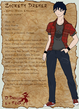 Zack Char Sheet by MaryCMuller