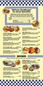 Midtown Cafe--MENU--INSIDE MIDDLE-- by razomatic
