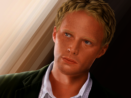 Paul Bettany by Eskarine