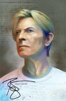 Bowie 150 by SRL73