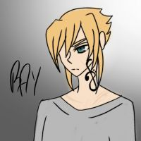 Male Ray by AK-47x