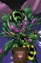 TCC Mag Iss 40 feat Waspinator by FunPubComics