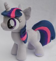 FILLY TWILIGHT SPARKLE by calusariAC