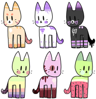 Cute Cat Adopts Open by mustard0
