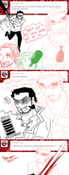 Some Mihawk Asks41 by HappyNinjaPichu