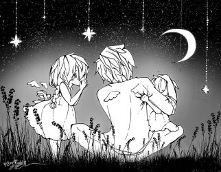 Under the Stars by magnumkiyoshi