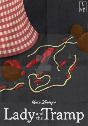 Disney Classics 15 Lady and the Tramp by Hyung86