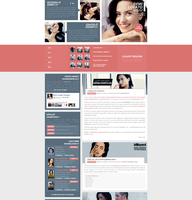 DemiLovato.Us Allure Theme by BrielleFantasy
