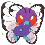 ChibiDex: #012 Butterfree by SeviYummy