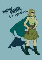 Melody Pond is a Super Hero by yun-min