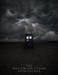 Doctor Who - The Oncoming Storm Approaches by ClintonKun