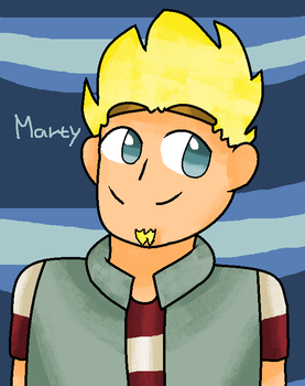 Marty by Sunshine0006
