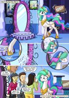 Celestia - Don't Bump the Mirror by mysticalpha