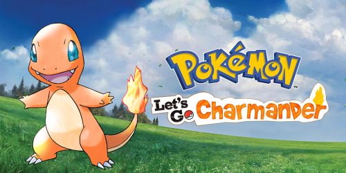 Pokmon Let's go Charmander by PeterisBeter