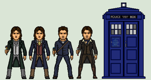The 8th Doctor by Stuart1001