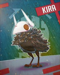 The LIttle Crow - Kira by Vusiuz