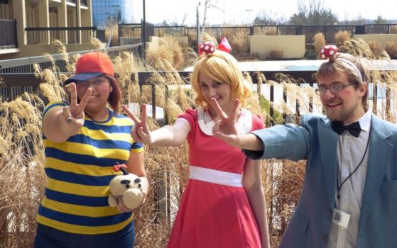 Earthbound: Say Fuzzy Pickles! by anarchymarie