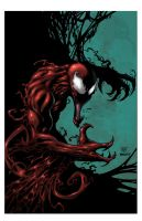 Carnage Colors by KenHunt