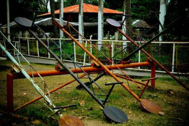 old seesaw by dooday