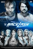 WWE Backlash 2016 Poster by Chirantha