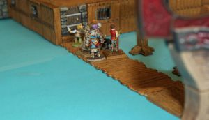 Initial approach of the old fishery by MrVergee