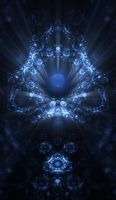 The Mirror Water by FractalEuphoria