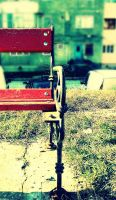 Bench. by Staiceyx