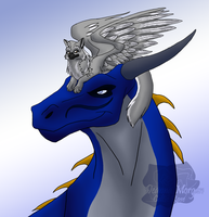 Norah - Koth - Commission by DragonessDeanna
