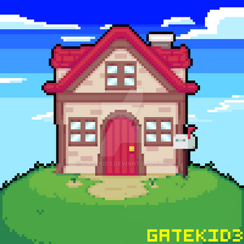 Li'l House by gatekid3