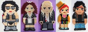 Rocky Horror Picture Show by ThePlayfulPerler