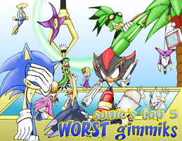 Trilbee gaming:sonics top 5 worst gimmicks by Emerald-shine