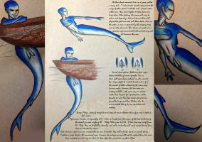 Sirenis glauca: Page 2 by evanesce24