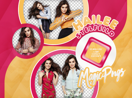 PACK PNG 750 | HAILEE STEINFELD by MAGIC-PNGS