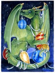 Christmas Hoard by Hbruton
